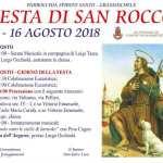 Programma dei festeggiamenti in onore a San Rocco a Grammichele