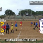 Grammichele Calcio, 3 punti e 3 gol al Comunale contro il Mascalucia: primo successo nonostante la tensione nel finale.