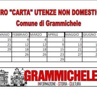 """Grammichele: Raccolta della """"CARTA"""" nelle utenze non domestiche"""