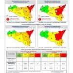 Grammichele: allerta meteo ROSSA, sabato 26 ottobre chiuse tutte le scuole