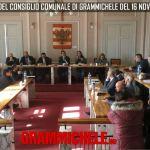 Seduta del consiglio comunale di Grammichele del 16 novembre.  VIDEO