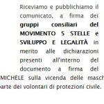"""Riceviamo e pubblichiamo: Il comunicato di Lavoriamo per Grammichele sulle """"mascherine maniate"""", altro non è che uno squallido attacco alla Protezione Civile."""