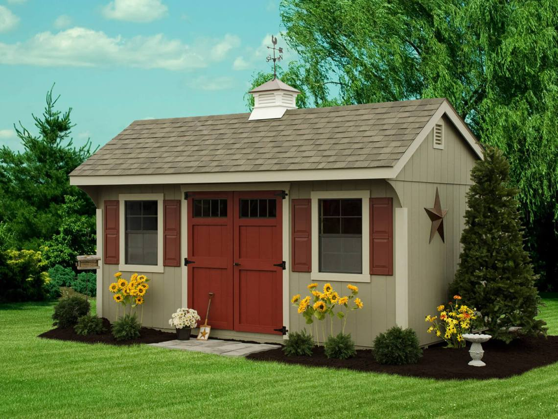 Image Result For Shed Style