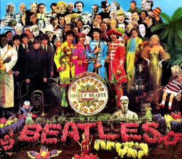 Sgt Pepper's Lonely Hearts Club Band (original Gramophone review ...