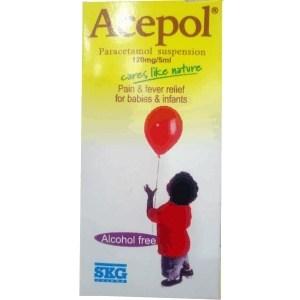 acepol grams