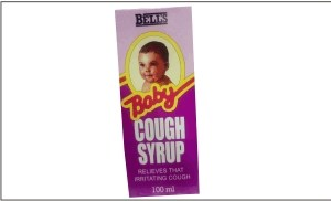 baby cough grams