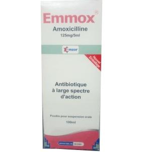 emmox grams