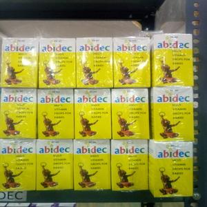 abidec drops