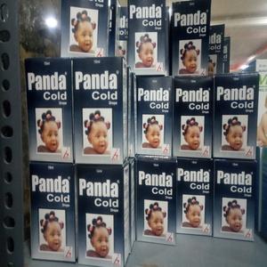 panda cold drops