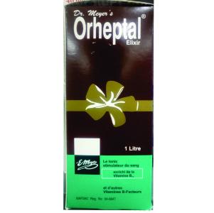 orheptal 1 liter