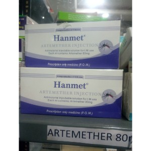 ARTEMETHER 80mg