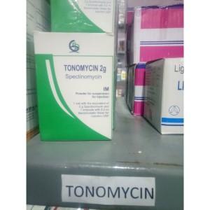 TONOMYCIN