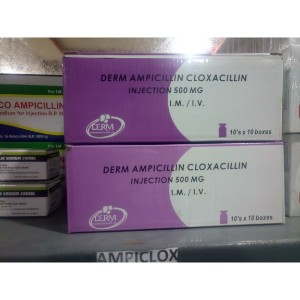 AMPICLOX INJECTION