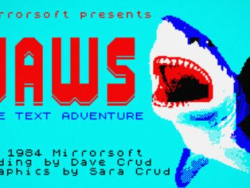 Jaws: The Text Adventure