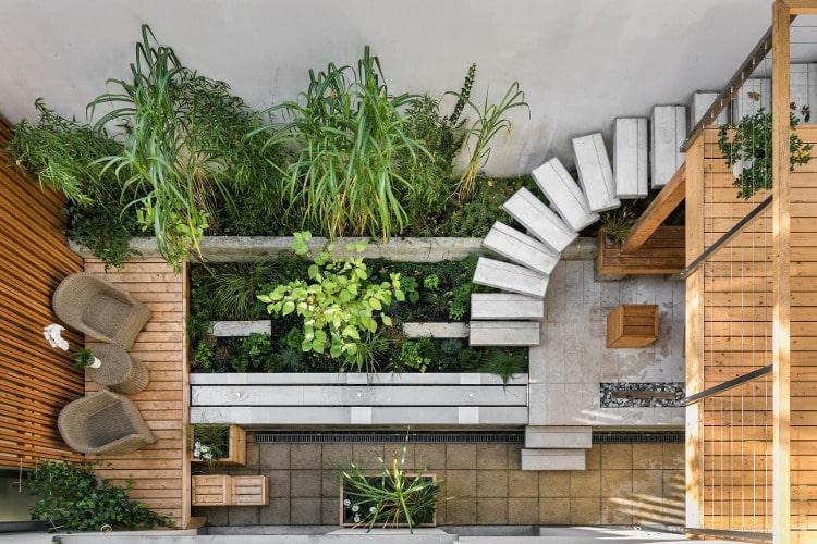 Como aprovechar una terraza pequeña