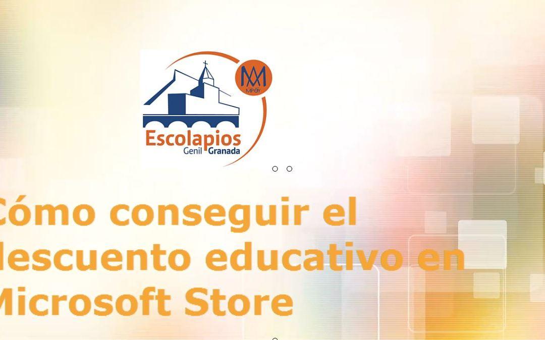 Cómo beneficiarse del descuento educativo de Microsoft Store