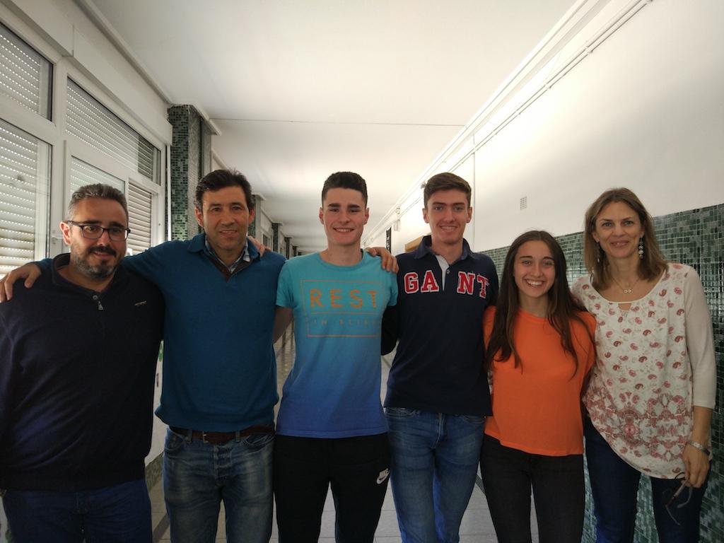 Olimpiadas de Química - 2018 - Colegios en Granada Escolapios Genil