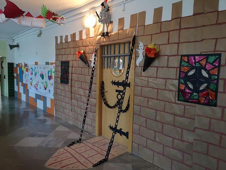 """Proyecto """"Los castillos"""" Infantil 5 años – 18/19"""