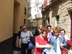 Celebración del día de la Mujer en Cádiz