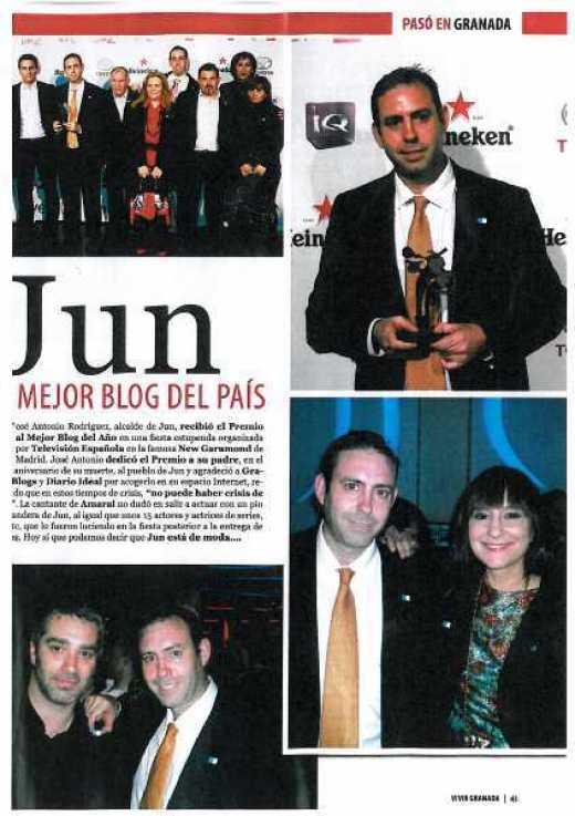 Reportaje de la periodista Brígida Gallego