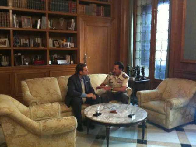 Un avance de la entrevista con el Teniente General Puentes Zamora