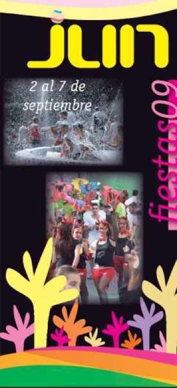 Pincha aquí y accede al programa de fiestas Jun 2009
