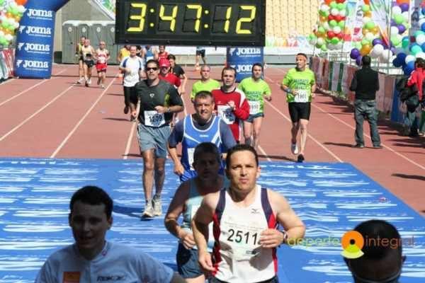 afilados runners maraton de sevilla