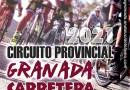 PRESENTADO EL CIRCUITO PROVINCIAL DE GRANADA CARRETERA ESCUELAS Y CADETES 2021.