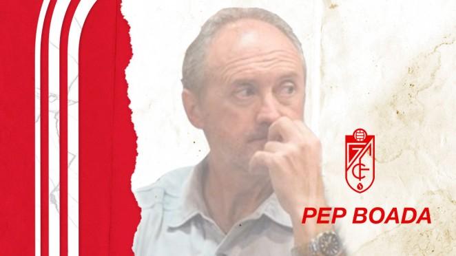 PEP BOADA SERÁ PRESENTADO MAÑANA COMO DIRECTOR DEPORTIVO DEL GCF.