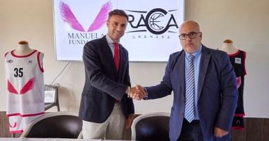 MANUELA FUNDACIÓN PATROCINADOR PRINCIPAL DE RACA GRANADA.