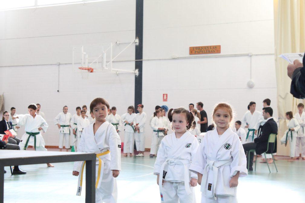 Trofeo de Otoño de karate Alhama de Granada