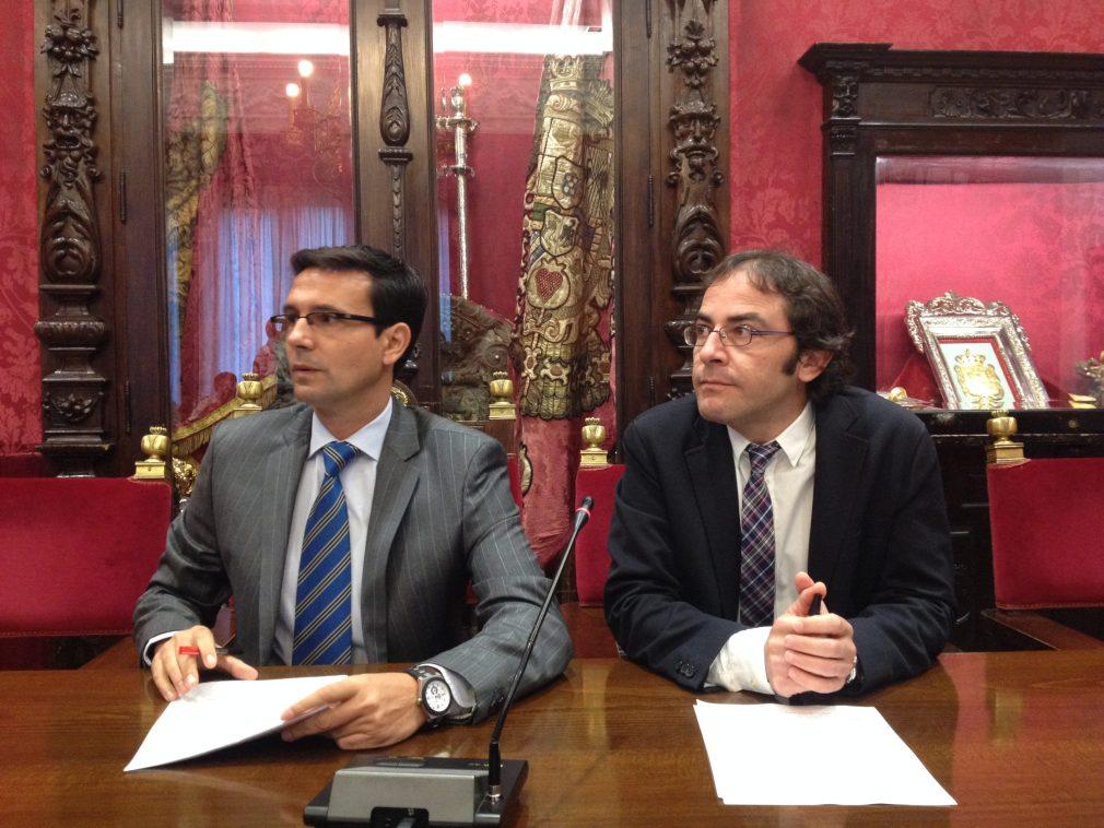 Paco Cuenca y MA Madrid