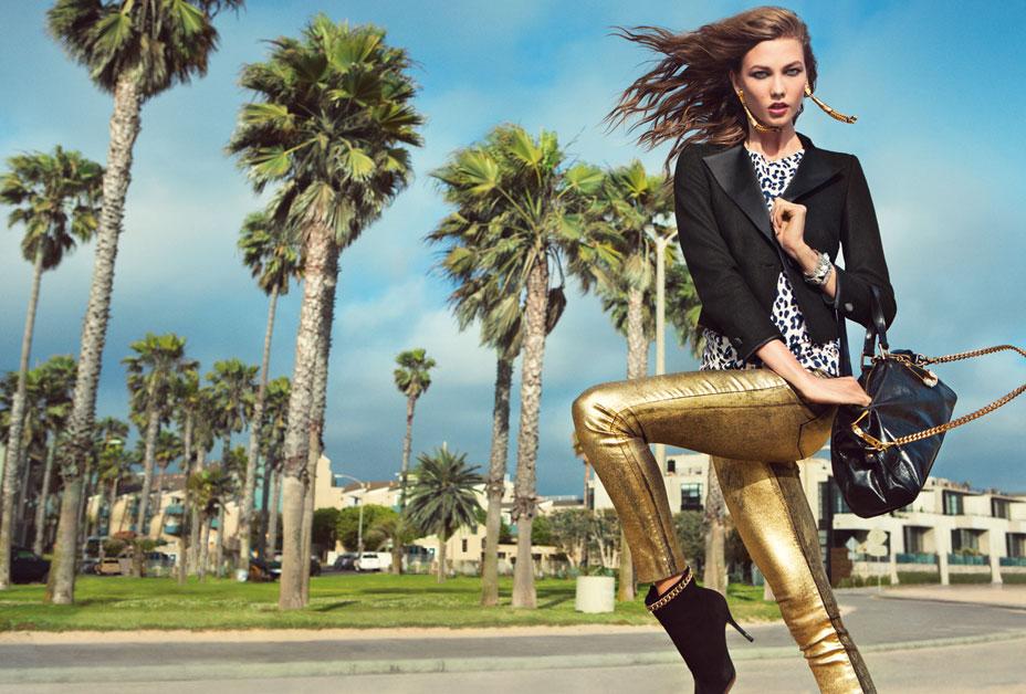 pantalon-juicy-couture-dorado