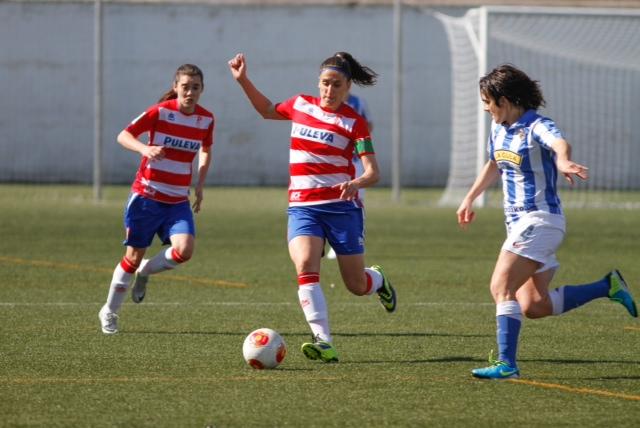 Granada Femenino - Real Sociedad Rivi