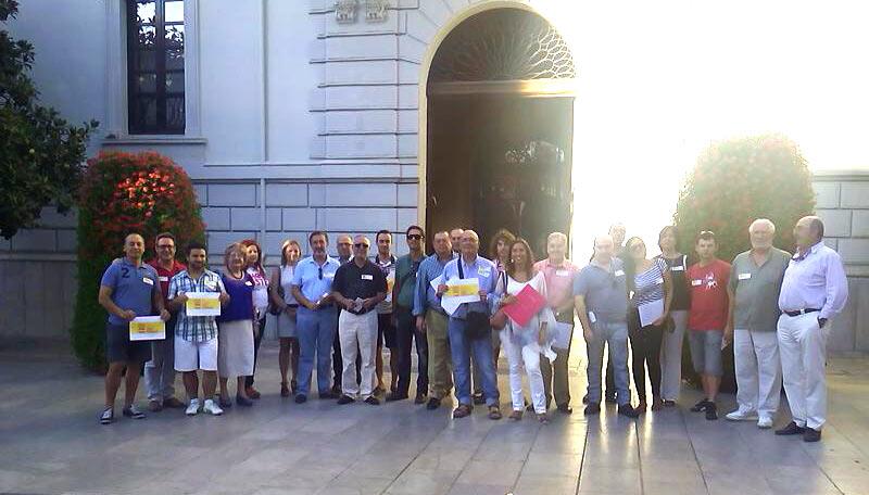 UPyD-en-la-Plaza-del-Carmen.-Acto-contra-la-consulta-ilegal-en-Cataluña