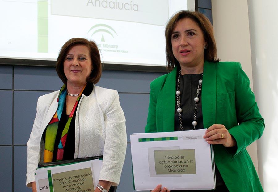 Sandra García | Maria José Sanchez rubio