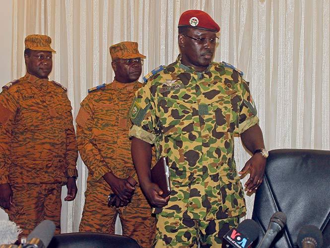 Burkina Faso   Ejército