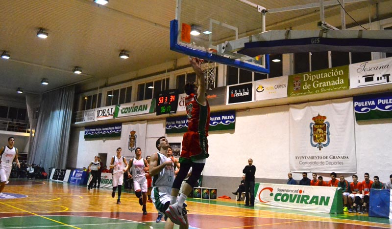 Fundación GRanada Baloncesto Sevilla Berni CAstillo