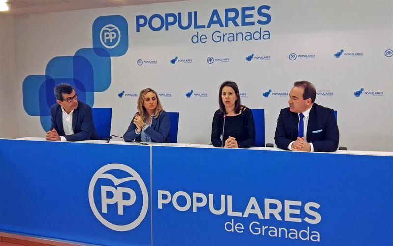 parlamentarios andaluces pp
