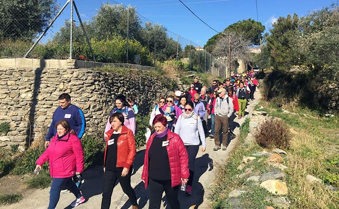 Marcha Solidaria II