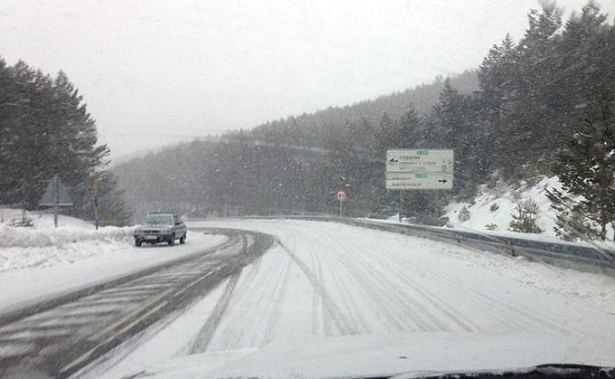 carretera a-395 nevada