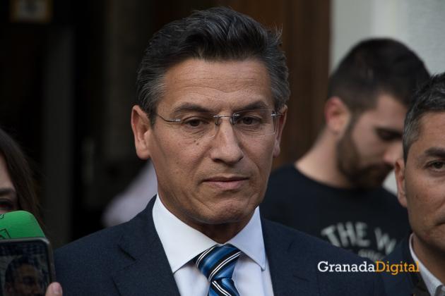 Dimisión Torres Hurtado Isable Nieto Sebastián Pérez Luis Salvador Paco Cuenca Paco Puentedura Luis Salvador - 5