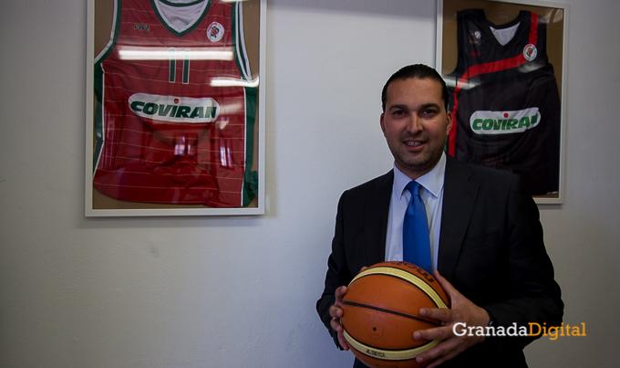 Oscar Fernández Fundación CB Coviran Granada -2