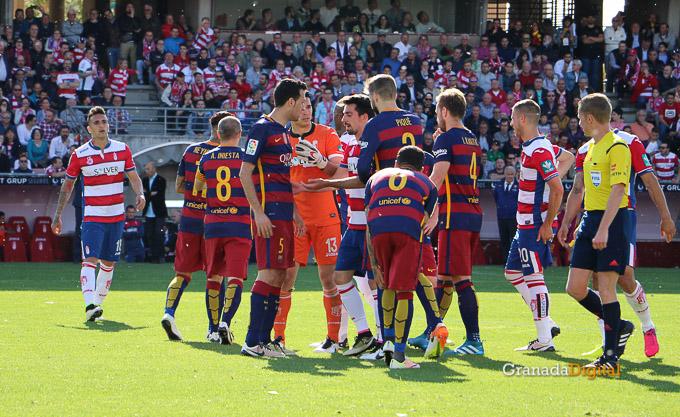 Granada CF - FC Barcelona - Galería partido-25
