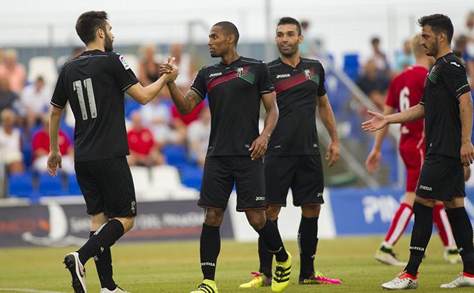 Gol Gabriel Silva Granada CF