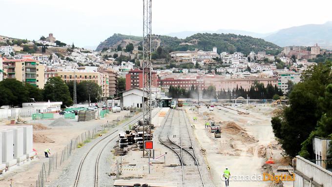 foto-estacion-tren-granada-obras