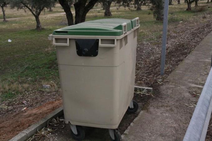 contenedor de basura
