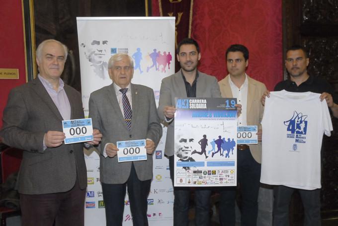 Carrera Solidaria Andrés Manjón