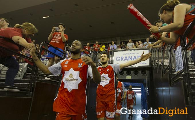 fundación CB Granada - Zornotza