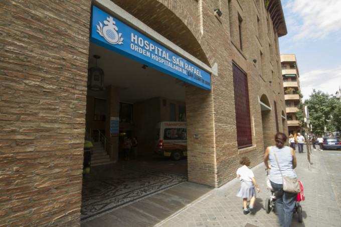 HOSPITAL DE SAN RAFAEL GRANADA